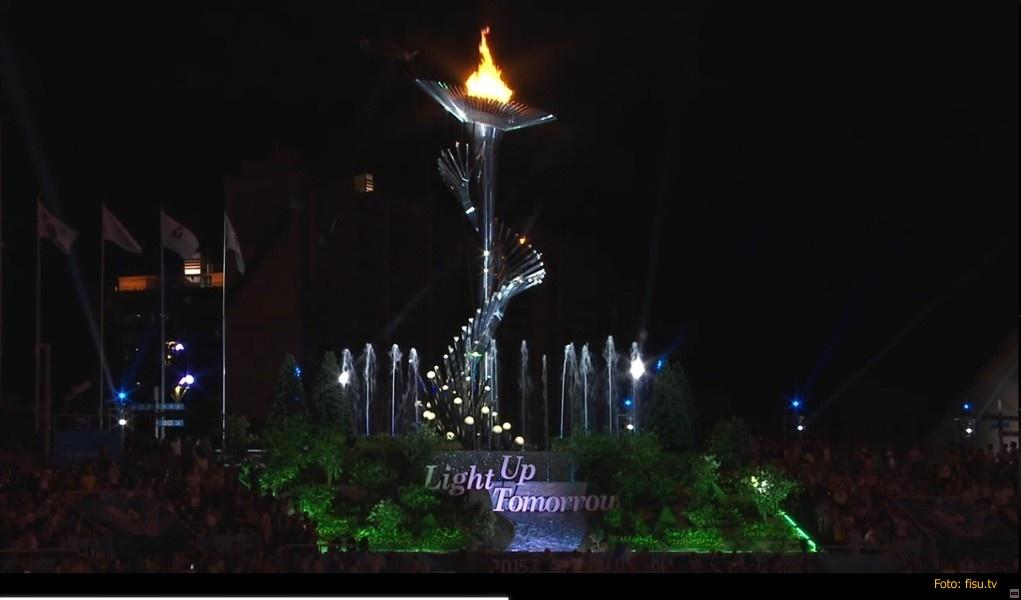 Opening Ceremony Gwangju 2015 Universiade